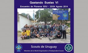 Gastando Suelas 2014 - SDU