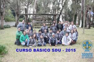 CURSO BASICO 2015 - SDU
