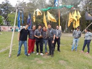 Pioneros de SDU - servicio + Vanguardias de la Patria 1